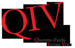 Quartetto Intime Voci Logo