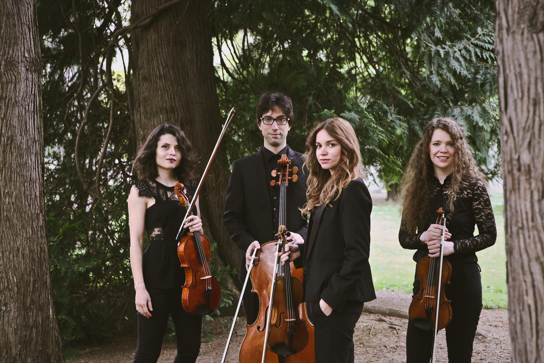 Quartetto Intime Voci Press photo 5