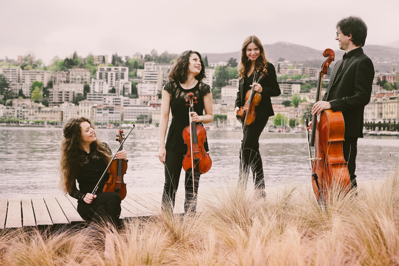 Quartetto Intime Voci Press photo 6