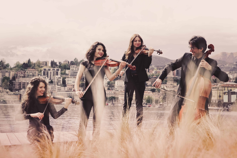 Quartetto Intime Voci Press photo 7
