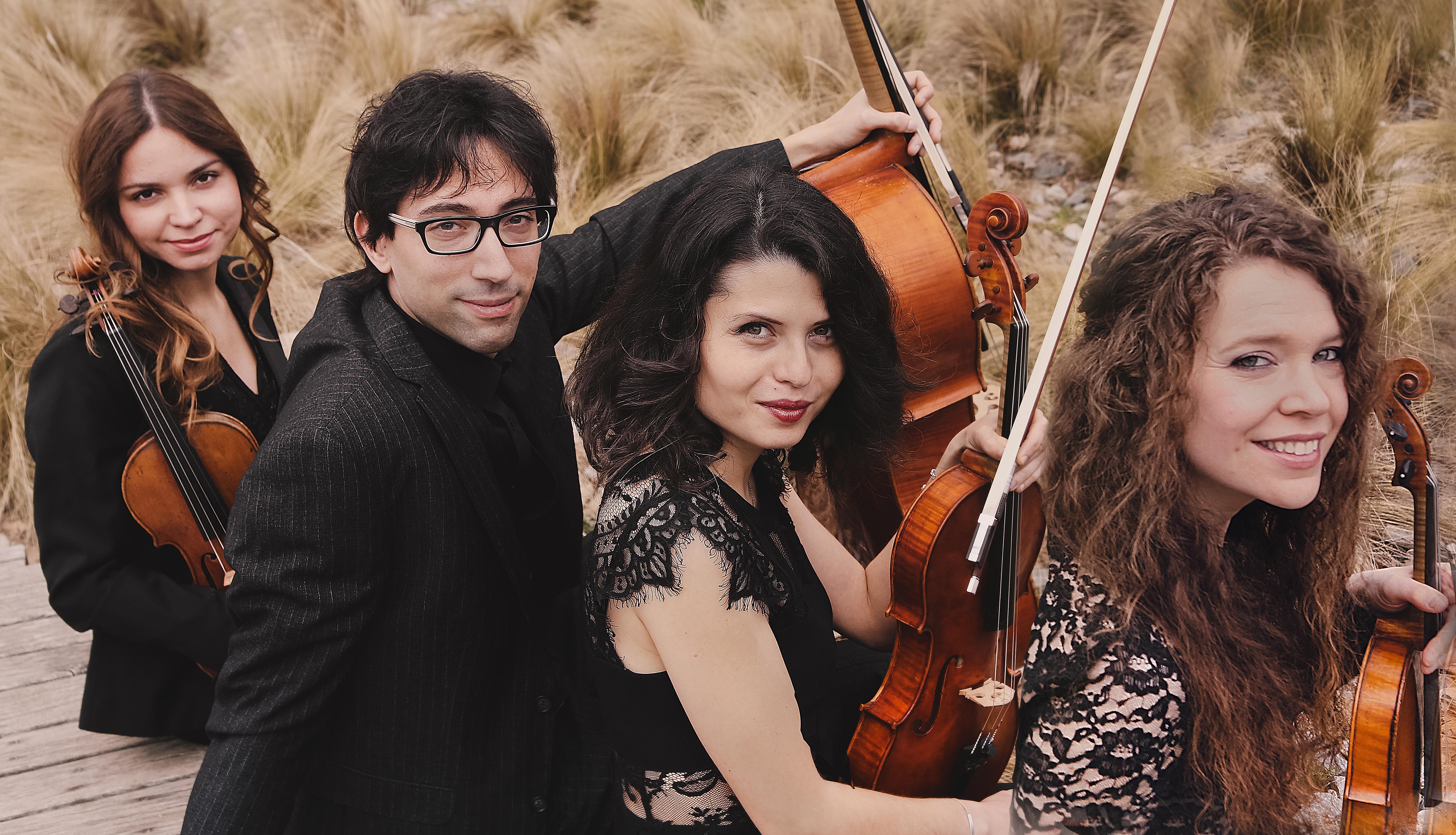 Quartetto Intime Voci Press photo 8