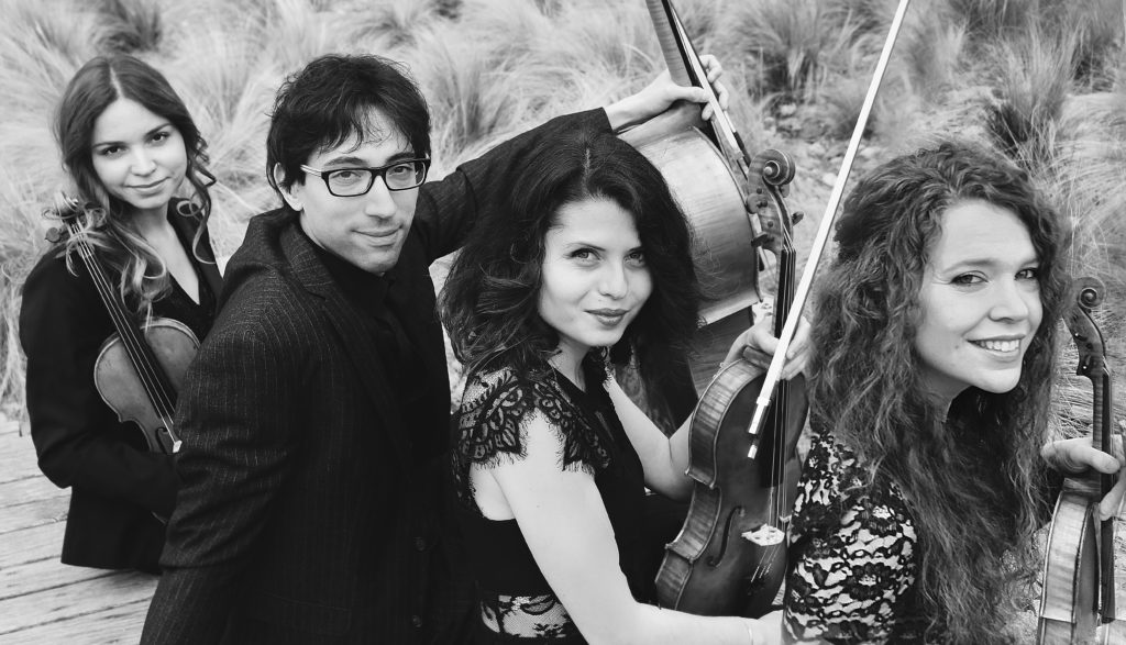 Quartetto Intime Voci Press photo 9
